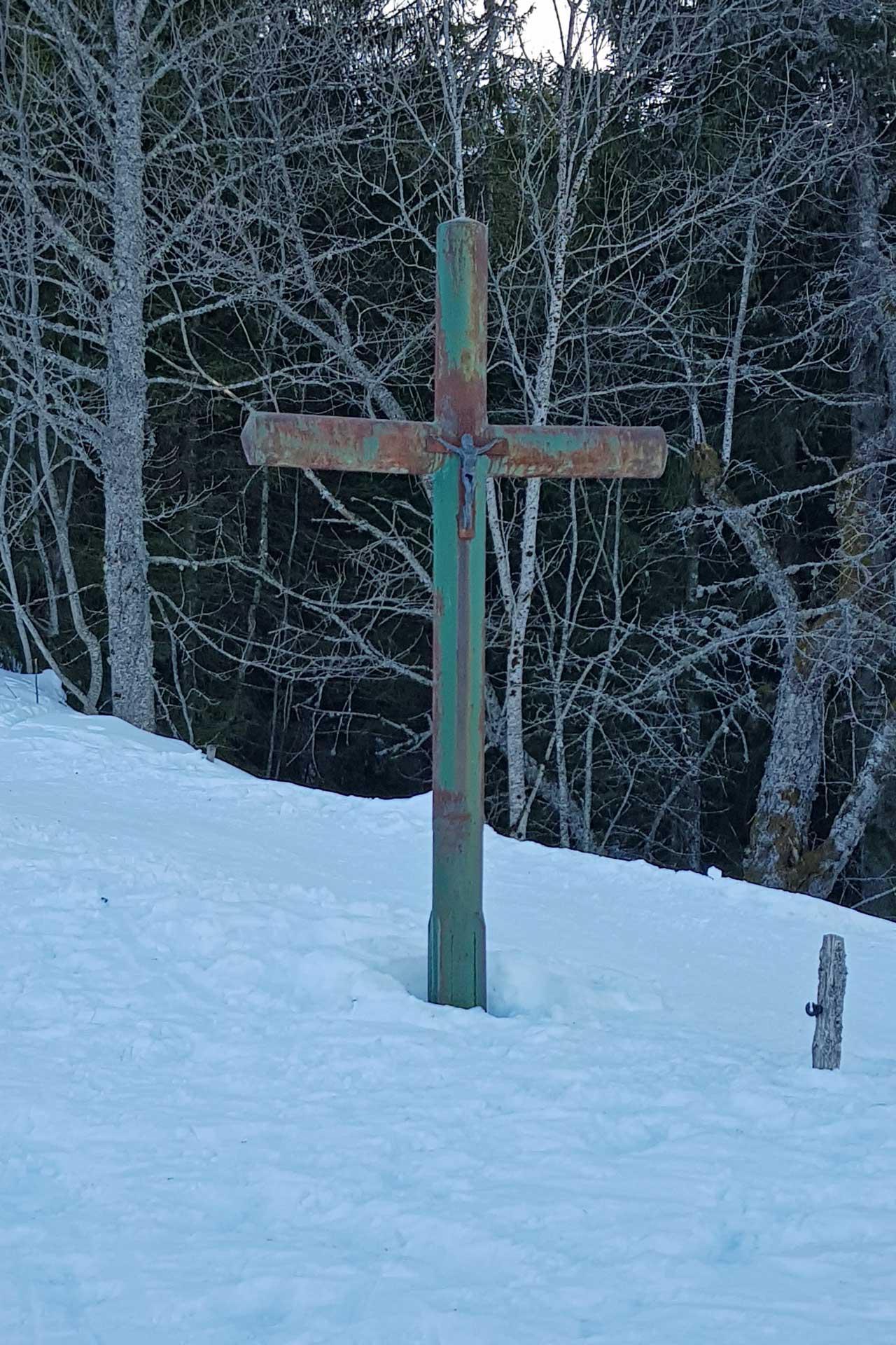 Croix de bois, croix de fer...