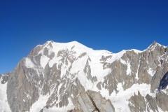 Sommet du Mt-Blanc