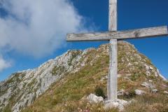 Les deux croix de la Grande Jumelle