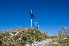 Croix de la crête du Moléson