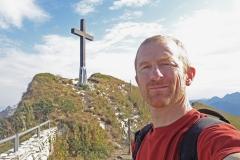 Une dernière croix dans mon périple de cinq mois...
