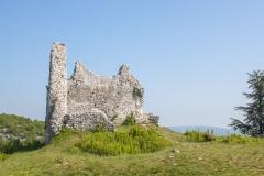 Ruine du château de Chaumont