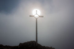 Jeu de lumière et de brouillard