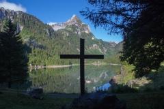 Croix du lac de Tannay
