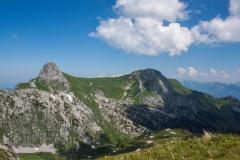 Mont Gardy et Jumelle